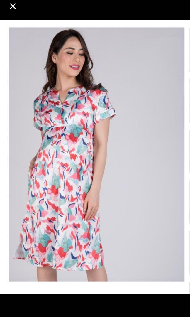a5663511b1 JEC maternity   nursing dress