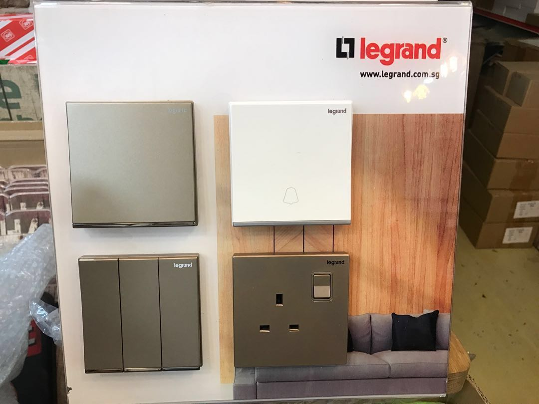 Legrand Galion Switch Condo Style Electronics Others
