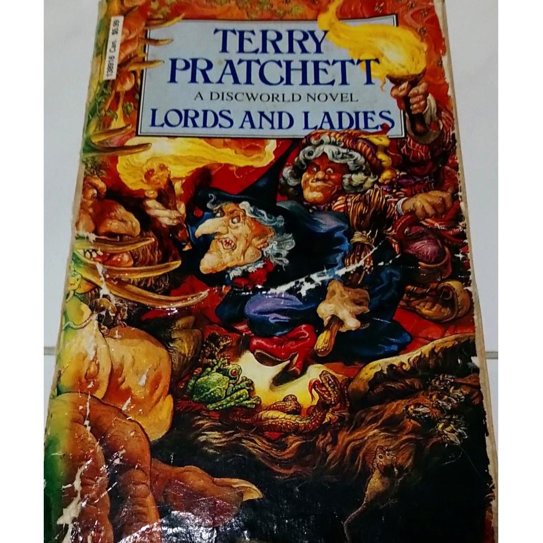 Lords and Ladies (Discworld #14) (By Terry Pratchett)