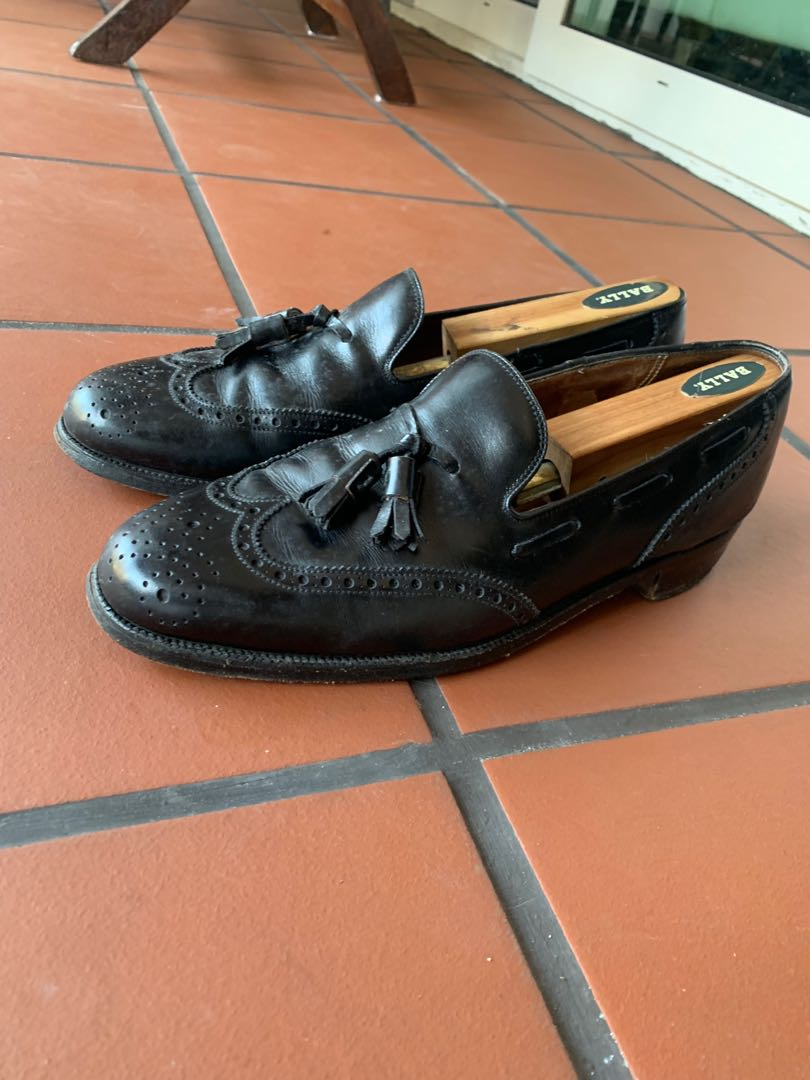 d1fbddbf15178 Men s peal   co brooks brothers tassel loafers uk 7