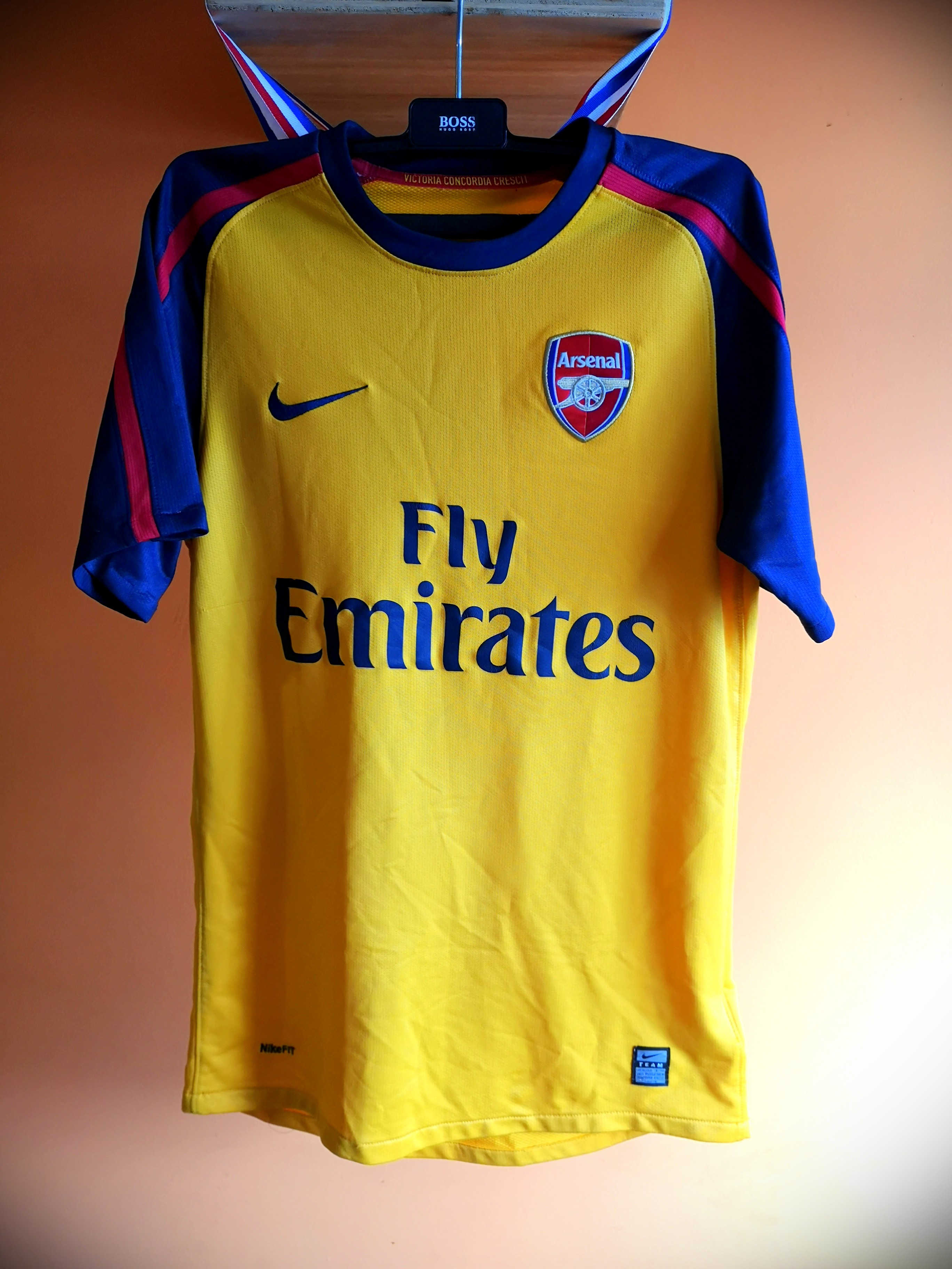 512e430b314 Arsenal Away Kit 2009 – Galleria Immagini Immagini Club
