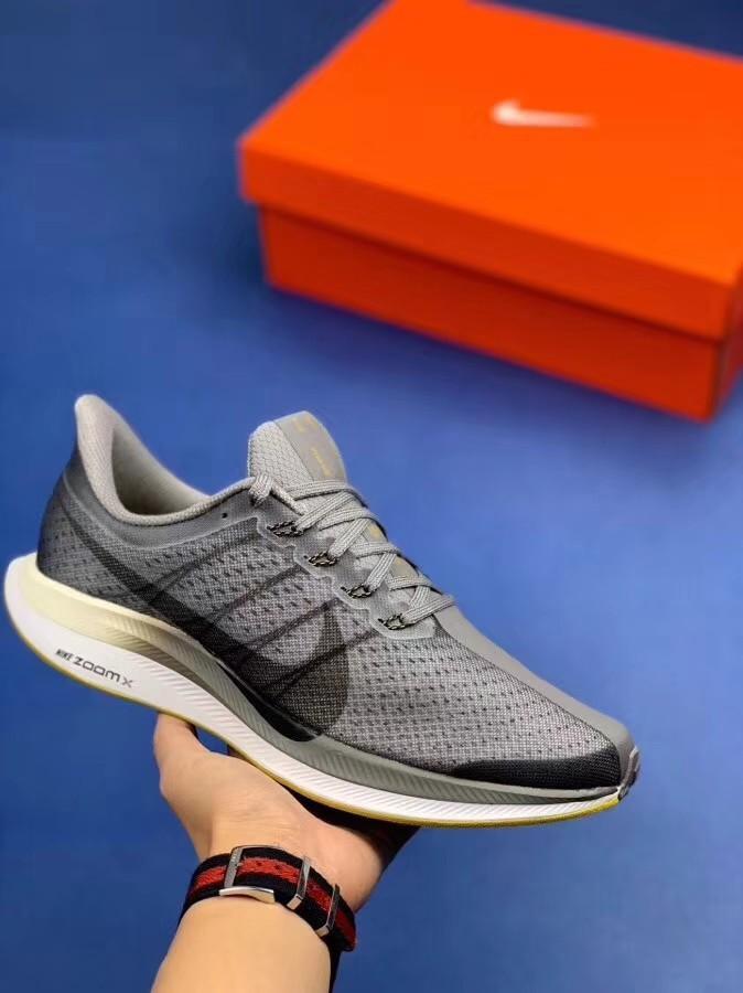 low priced 52297 bd0a2 Nike Zoom Pegasus 35 Turbo Atmosphere Grey, Men's Fashion ...