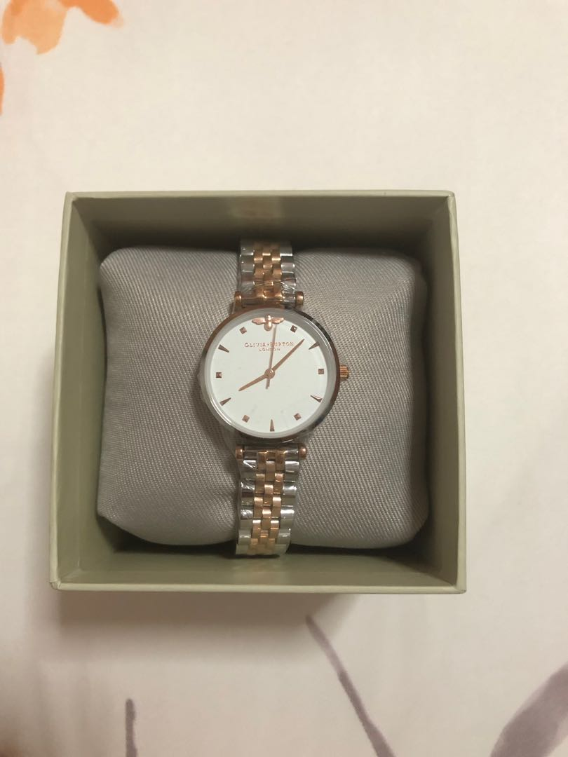 aaf06ceae Olivia Burton watch, Women's Fashion, Watches on Carousell