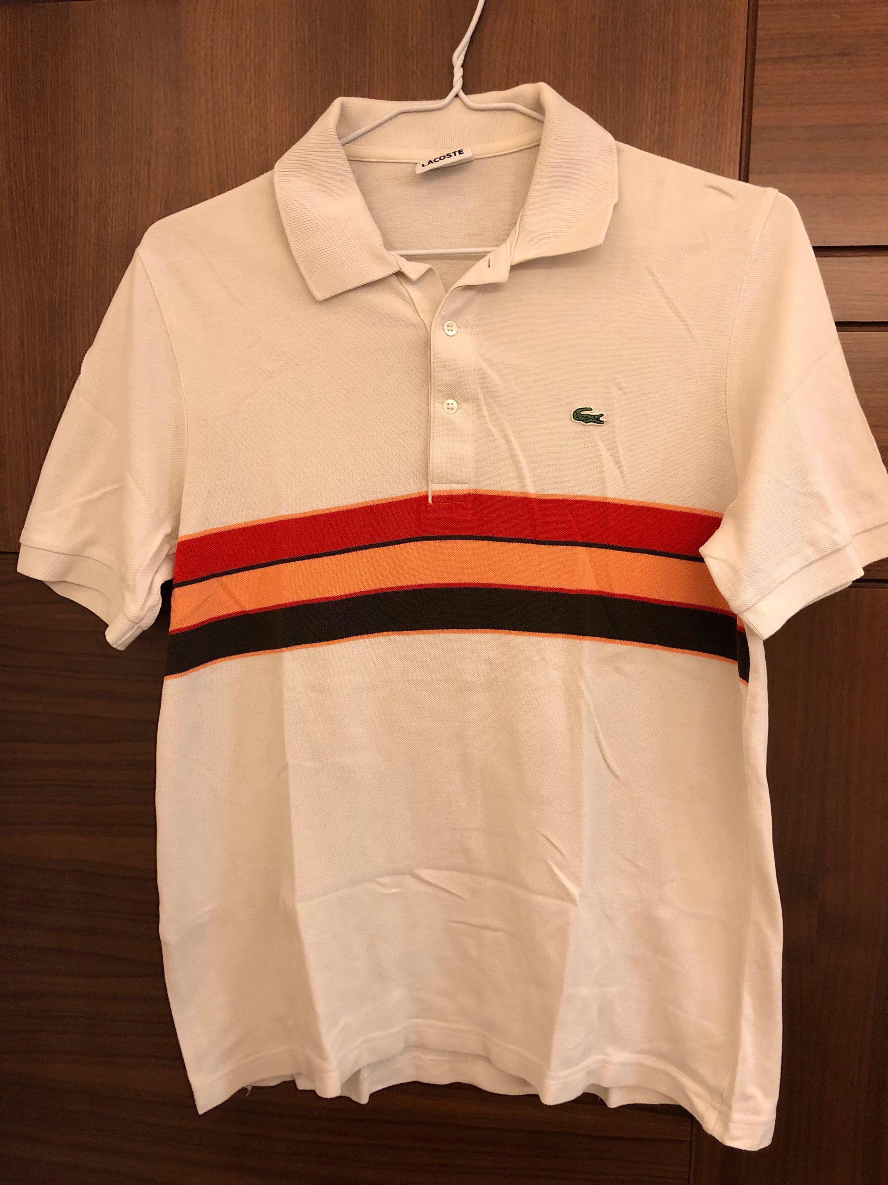 Original Lacoste Shirt, Size 4