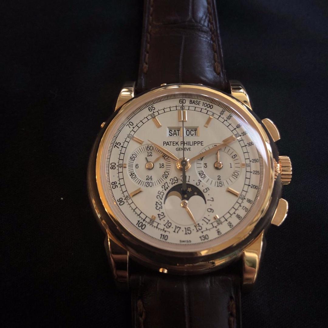 65a186c2920 Patek Philippe Grand Complications Perpetual Calendar Chronograph ...