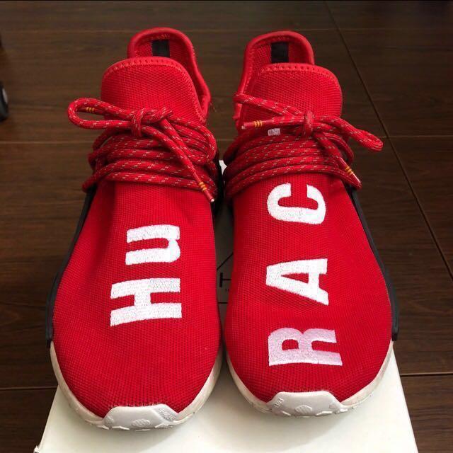 sports shoes 9fbf3 b2ce5 Pharrell Williams Human Race NMD