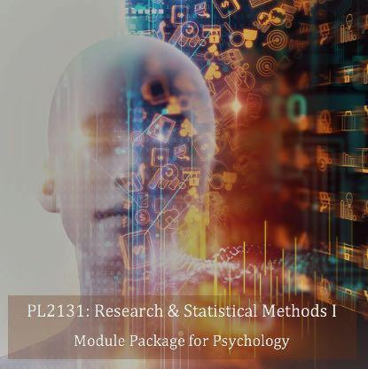 PL2131 Module Package: Research and Statistical Methods I