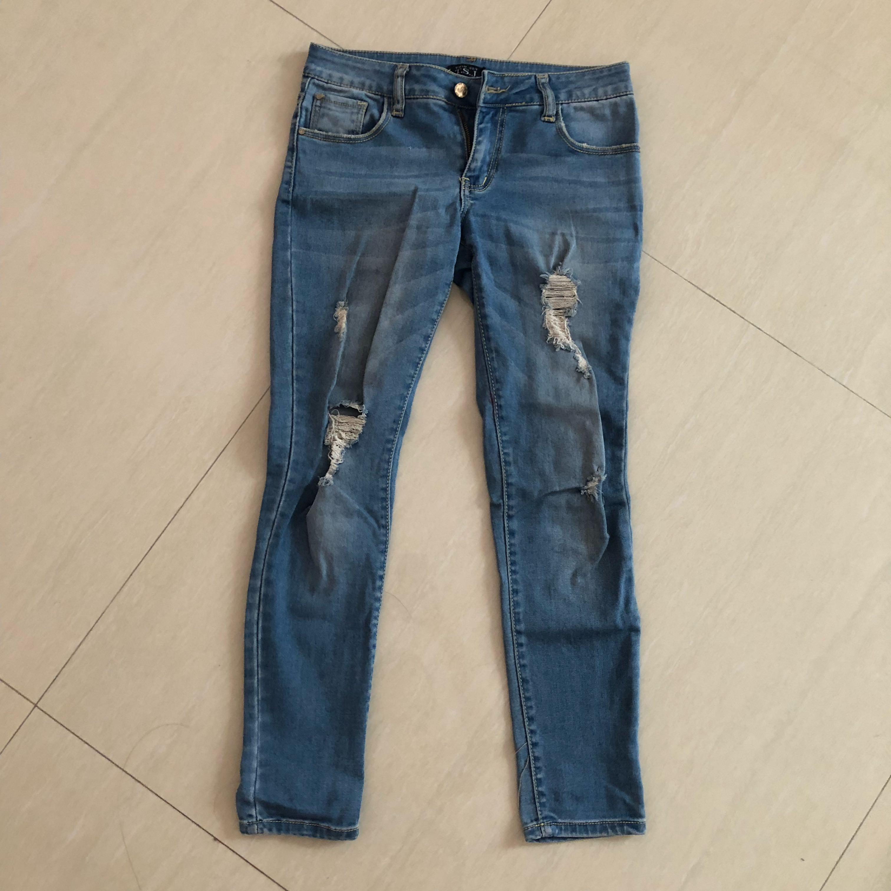 Ripped Jeans size 29