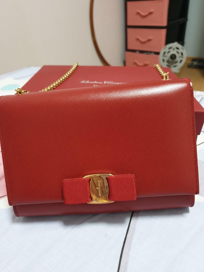 0edc1d650a Salvatore Ferragamo sling bag