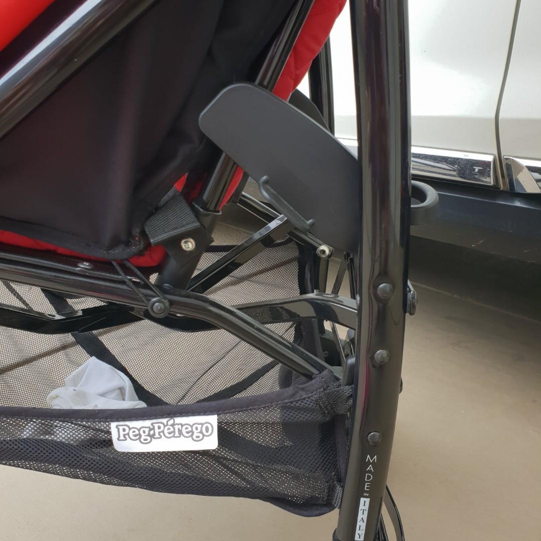 Stroller Pegperego Ducati