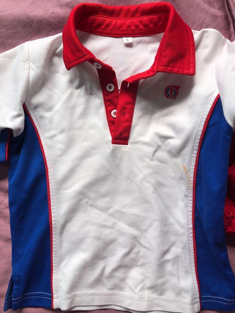 Used sparkle tots uniform