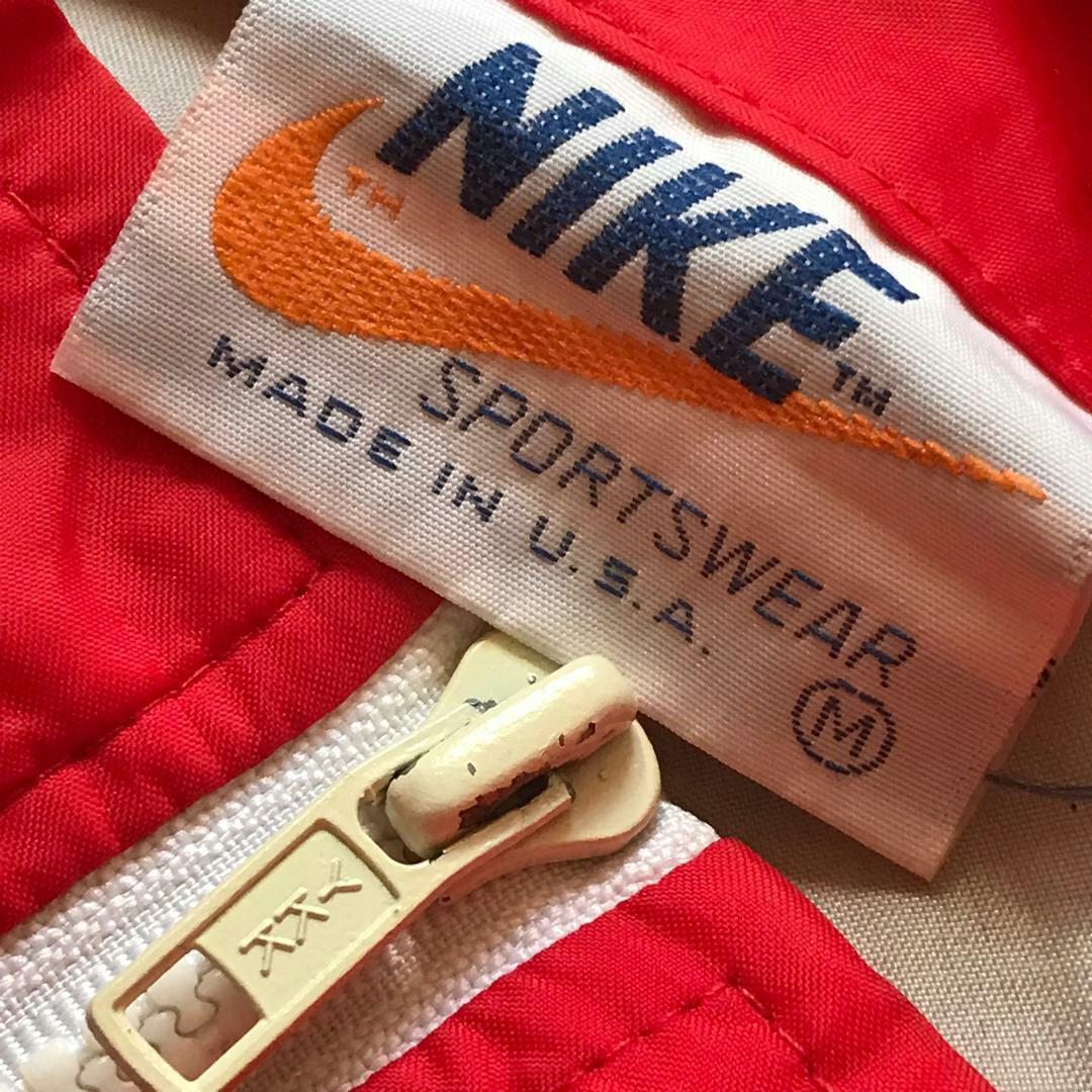 38f2a8aa Vintage nike pinwheel (orange tag), Men's Fashion, Clothes, Tops on  Carousell