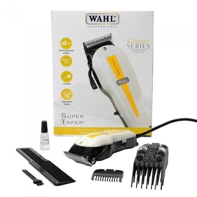 🔥WAHL Super Taper Electrical🔥 Powerful Hair Clipper Trimmer Cutter ... 78d5ec1d4c