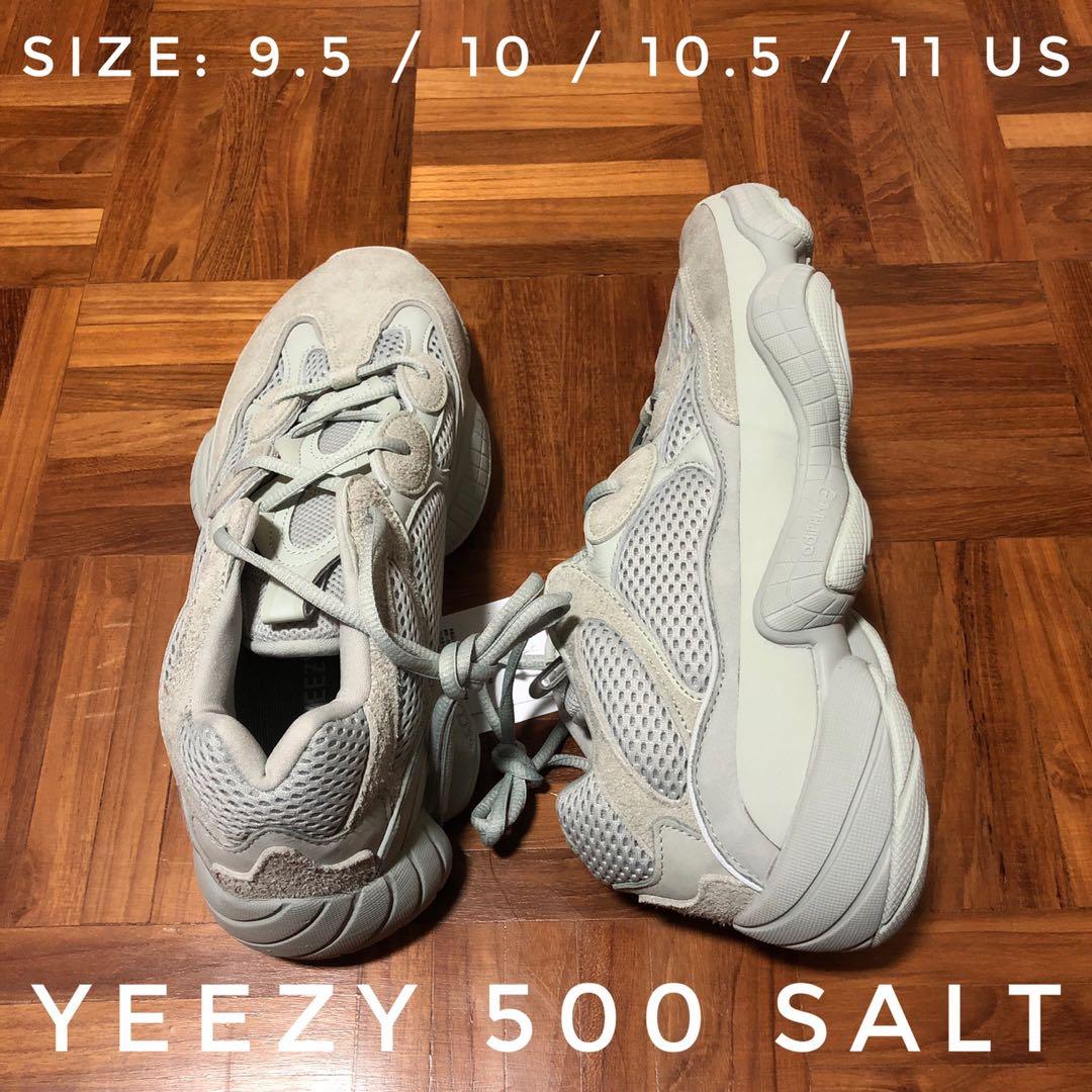 8c02a399 Yeezy 500 Salt, Men's Fashion, Footwear, Sneakers on Carousell