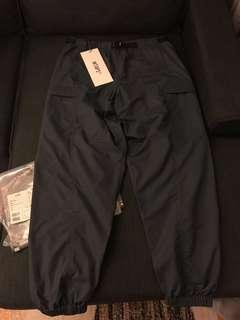WTAPS 18AW TRACKS TROUSERS GRAY SIZE L