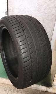 """Michelin Primacy HP 255/40/17 17"""" Tyres (70% Threads)"""