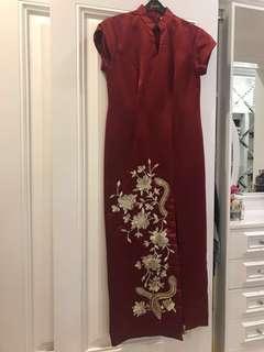 Sissaeqipao cheongsam dress