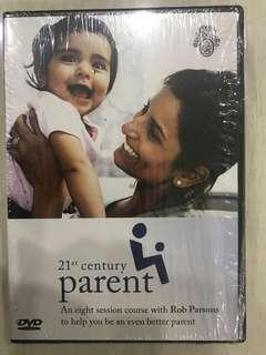 21st Century Parenting (8 Session Course, DVD+Workbook ) , Rob Parsons