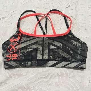Reebok sexy cross back sports bra - XS size #cnydecor