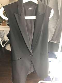Theory brand new vest jacket