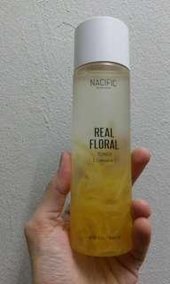 WTS Nacific Real Floral Cendula Toner