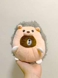 Line bear in costume