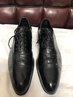 N.d.c leather shoe Sz 39 used