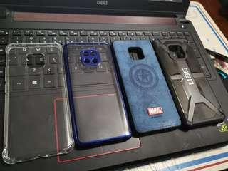 Huawei Mate 20 Pro Cases (UAG/Marvel/2 Free Cases)