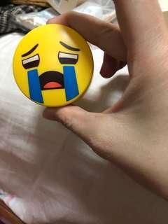 🚚 現貨~Innisfree 無油無慮礦物控油蜜粉Emoji限定版(保存期限到2020.02.01)