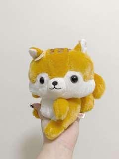 Amuse squirrel plush