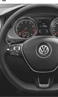 Vw mk7 1.4 steering wheel and more