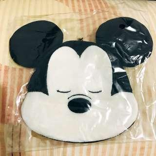 🚚 全新 日本帶回迪士尼米奇拉鍊收納包