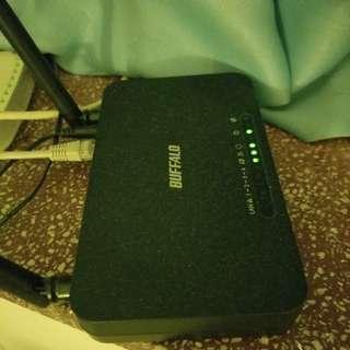 Buffalo n300 wifi router