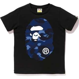 Bathing Ape T-shirt (Blue)