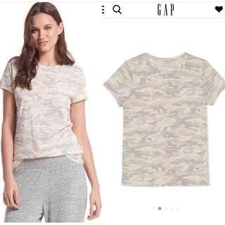 Gap camou shirt