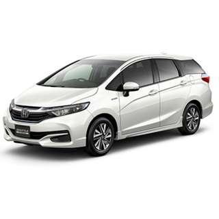 Honda Shuttle - Rental