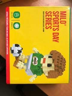 Milo LEGO - girl