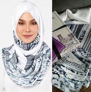 KL Duckscarves (White)