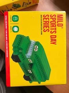 Milo LEGO - Milo van