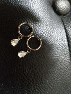 🚚 超美的純銀耳環