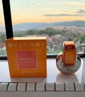 💯Guaranteed Authentic Bvlgari Omnia Indian Garnet (Woman) 40ml Eau de toilette (EDT) limited edition size (SELL AT LOSS) New Unused