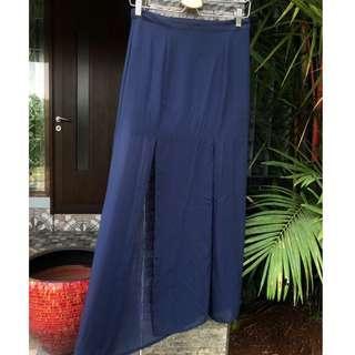 Forever 21 Slit Skirt