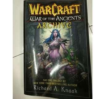 🚚 Warcraft: War of the Ancients Archive Richard A. Knaak
