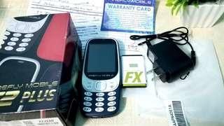 F2 Plus - Firefly Basic Cellphone