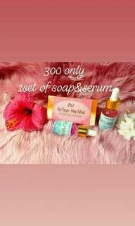G21 Soap and Serum