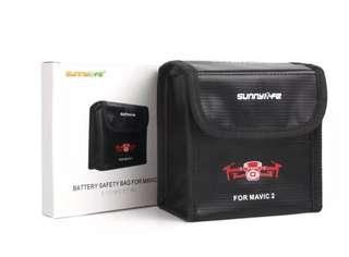 DJI Mavic 2 Pro Zoom Lipo Battery Safe Bag