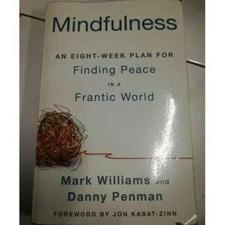 🚚 Mindfulness: An Eight week plan for Finding peace in a frantic world