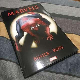 Marvels spider-man Alex Ross tpb