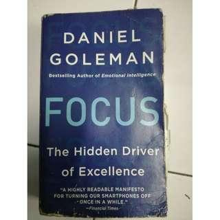 🚚 Focus: The hidden driver of excellence