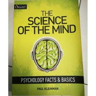 🚚 The Science of the Mind: psychology facts and basics